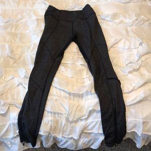 Lululemon Dark Grey Leggings